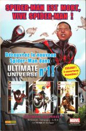 Verso de Spider-Man (Marvel France 2e série - 2000) -147- Le voyage fantastique