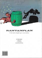 Verso de Rantanplan (en portugais) -3- Rantanplan refém