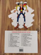 Verso de Lucky Luke -1d2009- La mine d'or de dick digger