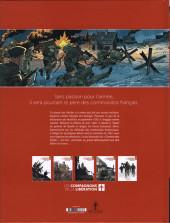 Verso de Les compagnons de la Libération -5- Philippe Kieffer