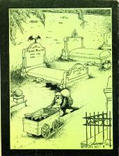 Verso de Dossier Negro -54- Conde Drácula
