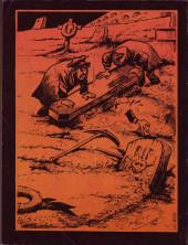 Verso de Dossier Negro -57- La vieja dama vampiro