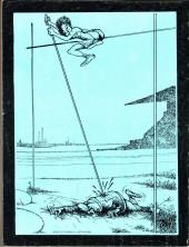 Verso de Dossier Negro -58- Cuando caí la noche llega la muerte
