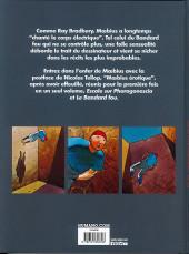 Verso de Mœbius œuvres - Escale sur Pharagonescia - Le bandard fou