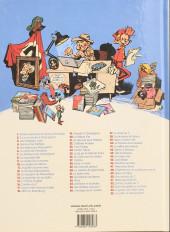 Verso de Spirou et Fantasio -25b2017- Le gri-gri du Niokolo-Koba