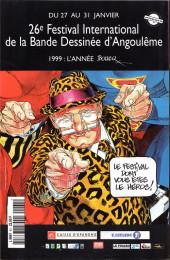 Verso de Wolverine (Marvel France 1re série) (1997) -61- Vision divine