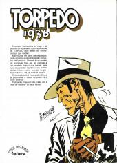 Verso de Torpedo 1936 (en portugais) -3- Ano Novo, morte nova