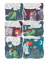 Verso de Aspirine -3- Monster tinder