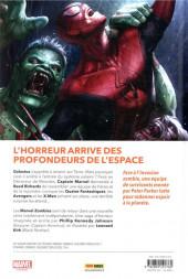 Verso de Marvel Zombies - Résurrection