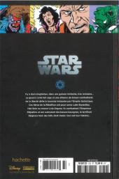 Verso de Star Wars - Légendes - La Collection (Hachette) -132- Star Wars Classic - #85, #87 à #90