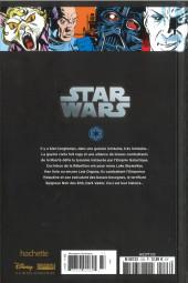 Verso de Star Wars - Légendes - La Collection (Hachette) -133- Star Wars Classic - #91 à 94 et #98