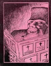 Verso de Dossier Negro -61- Álzate y muere de nuevo
