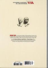 Verso de Les grands Classiques de la BD Historique Vécu - La Collection -32- Les chemins de malefosse - tome I : le diable noir