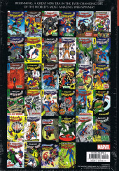 Verso de Amazing Spider-Man (The) Vol.1 (Marvel comics - 1963) -OMNI02c- The Amazing Spider-Man Omnibus Vol. 2