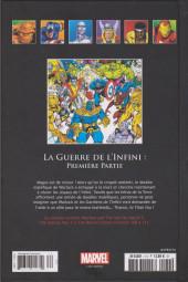 Verso de Marvel Comics - La collection (Hachette) -174153- La Guerre de L'Infini : Première Partie