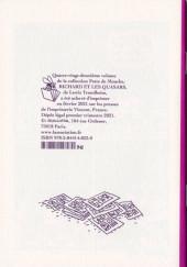 Verso de Richard (Trondheim) -1- Richard et les quasars