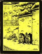 Verso de Dossier Negro -63- Las ratas