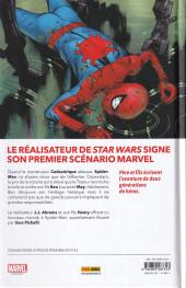 Verso de Spider-Man - De Père en Fils