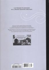 Verso de Les grands Classiques de la Bande Dessinée érotique - La Collection -122120- Giovanna ! si ! - tome 2