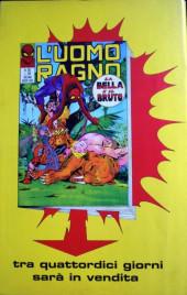 Verso de L'uomo Ragno V1 (Editoriale Corno - 1970)  -104- Gog !