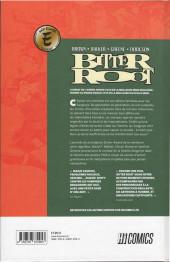 Verso de Bitter Root -2- La rage et la rédemption