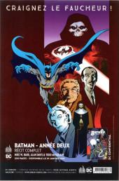Verso de Batman Bimestriel (Urban Comics) -8- Tome 8