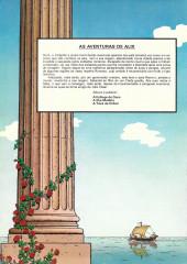Verso de Alix (en portugais) -1- Alix, o intrépido