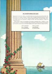 Verso de Alix (en portugais) -2- A esfinge de ouro