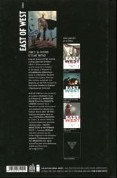 Verso de East of West -9- La victoire est sans partage