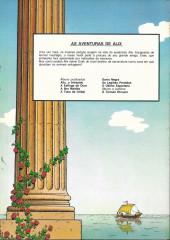 Verso de Alix (en portugais) -7- O último espartano