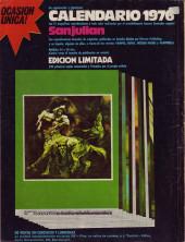 Verso de Dossier Negro -78- Un vampiro en los estudios