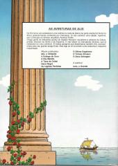 Verso de Alix (en portugais) -9- O deus selvagem