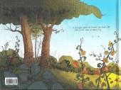Verso de L'émouvantail -4- L'oiseau bohème