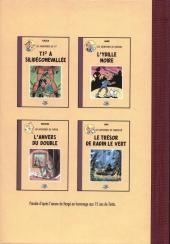 Verso de Radock I - Les aventures de monsieur T. - Monsieur T. en Namérik