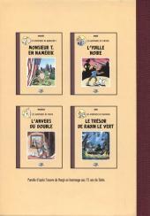 Verso de Radock I - Les aventures de T1² - T1² à Silidéconevallée