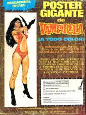 Verso de Dossier Negro -81- Extraño e inexplicable