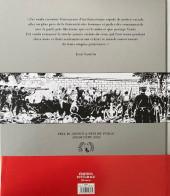 Verso de Le cri du peuple - Tome INTb2021