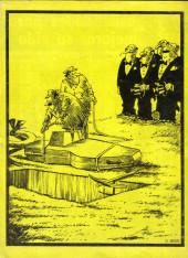 Verso de Dossier Negro -82- El cuervo