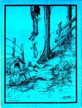 Verso de Dossier Negro -83- Orgía de sangre