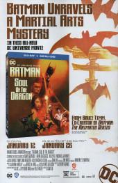 Verso de Future State: The Next Batman (DC Comics - 2021) -3- Chapter 3