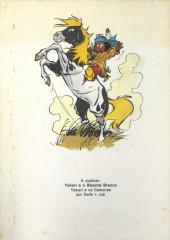 Verso de Yakari (en portugais) -1- Yakari