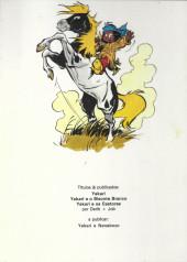 Verso de Yakari (en portugais) -3- Yakari e os castores