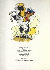 Verso de Yakari (en portugais) -5- Yakari e o grizzly
