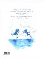 Verso de Les bonshommes de pluie