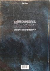 Verso de Le donjon de Naheulbeuk -1d2012- Tome 1