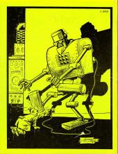 Verso de Dossier Negro -88- Los dossiers de Sir George