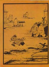 Verso de Dossier Negro -89- Número 89
