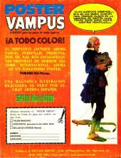 Verso de Dossier Negro -90- La Cosa contra La bruja de Ravenwind