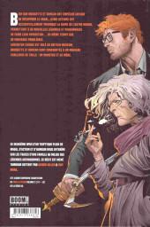 Verso de Once & Future -2- Tome 2