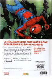 Verso de Spider-Man - De Père en Fils -TL1- Spider-Man - De père en fils